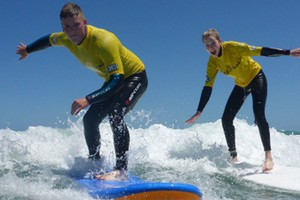 learn how to surf Adelaide
