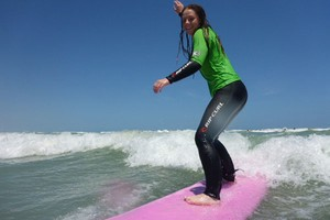 how to turn a surfboard surf lesson