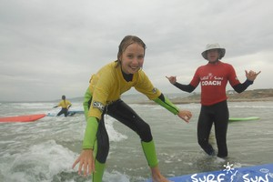 surf lessons in Adelaide