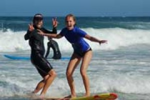 bonding Surf Lessons Adelaide