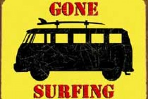 Surf and Sun van